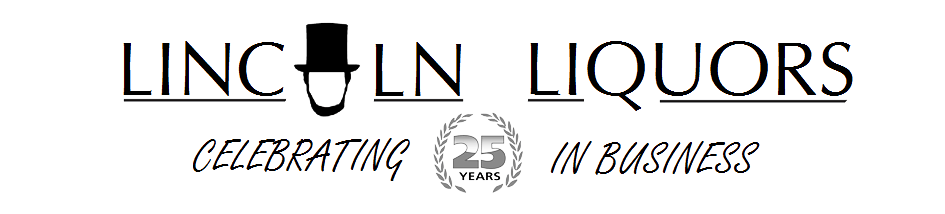 about us Lincoln_Liquors_25th_Anniversary_logo_BLK